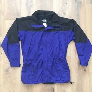 Vtg The North Face Gortex Mountain Jacket